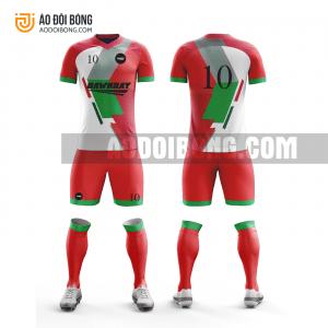 Áo đội bóng đá thiết kế màu đỏ đẹp tại tiền giang ADBTK47